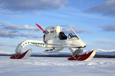 Lotus Concept Ice Vehicle