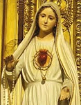 Immaculate Heart of Mary Patroness of Speramus-We Hope