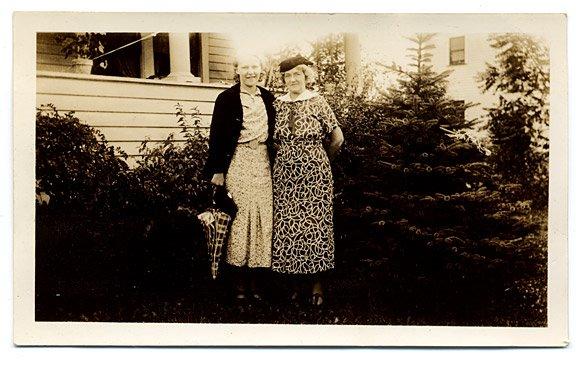 Vanesa Rave y Glenda Jak