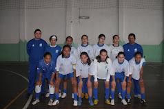 Campeão do 1º Torneio de Futsal Feminino CSA