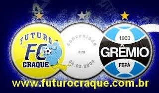Site Oficial Futuro Craque