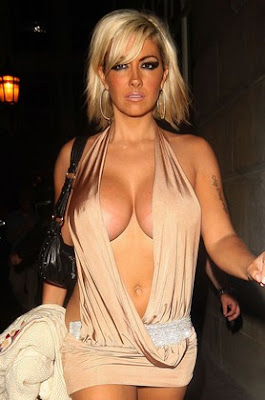 British Jodie Marsh has Great Boobs