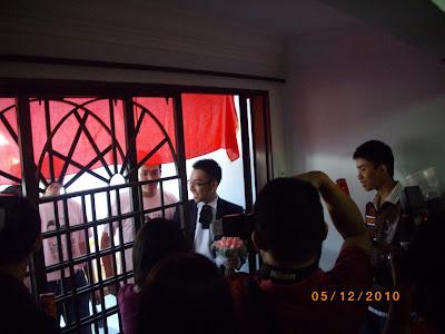 Wedding in Johor