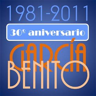 ANIVERSARIO DE GARCÍA BENITO