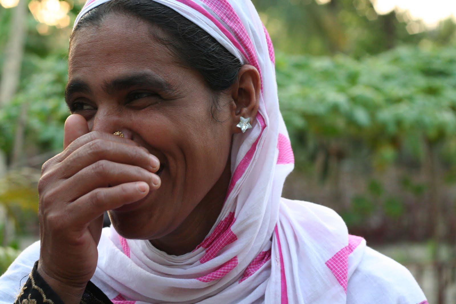 Bangladeshi Women Snake