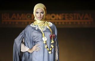 modern islamic fahion show