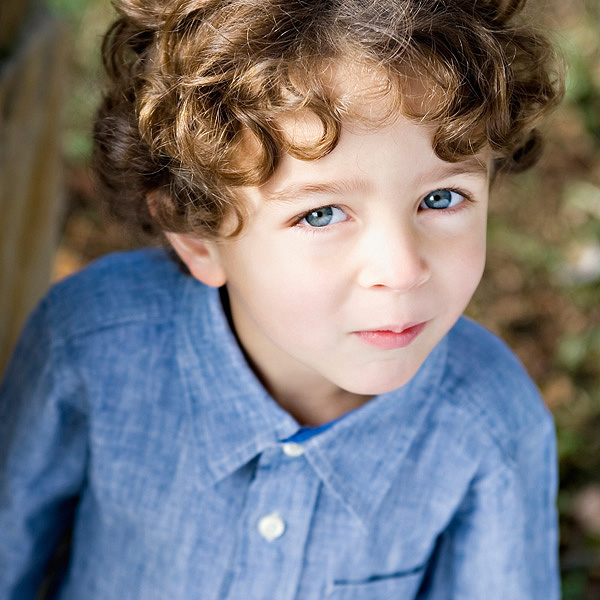 Hairstyles For Curly Hair Child : Kids curly hair style pictures