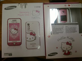 samsung hello kitty