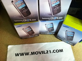 samsung c3222 duos chat