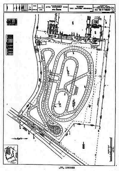 Proposed Penske Test Track