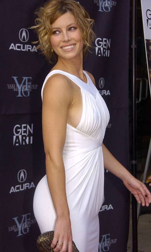 jessica biel hot. Hot Jessica Biel Photos