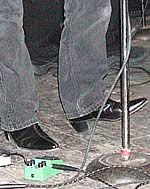 Mr. Dottie's Beatle Boots On Stage in Philadelphia