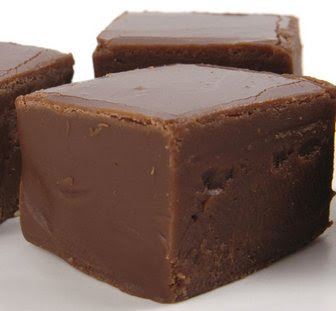 inside the muffin top shop: Really Good Easy Fudge!