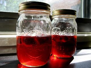 strawberry booze