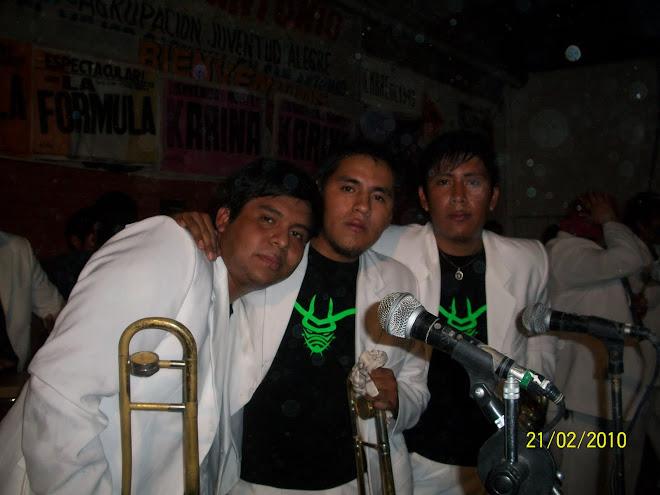 DANIEL, REY Y LEANDRO