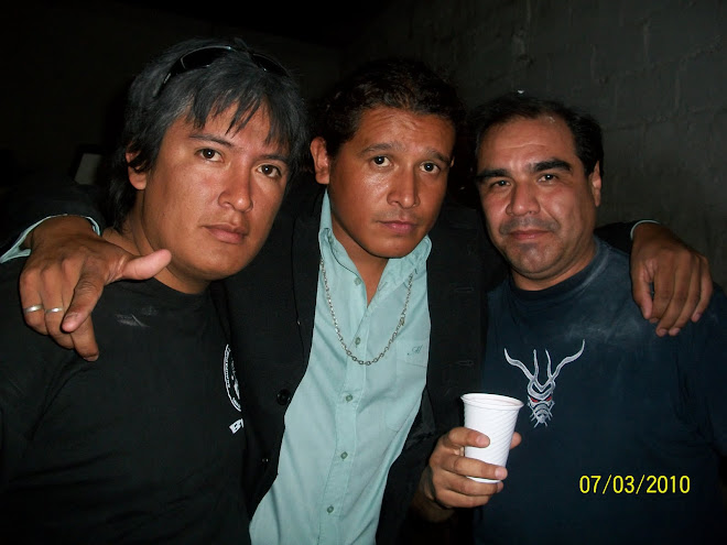 FETO, EL JUANCA (GRAN SONORA) Y SERGIO (R. FIESTA)-LOS PRIMOS