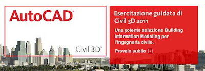 Il blog italiano di autocad map e civil 3d scarica le for Cad 3d free italiano