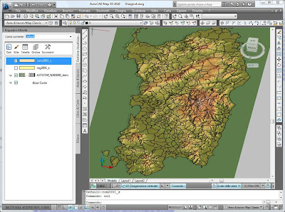 Il blog italiano di autocad map e civil 3d modello di for Cad 3d free italiano