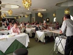 ANGELO FRADERA en Fuengirola...Otro curso de éxito de la Escuela RE/MAX by RE/MAX University