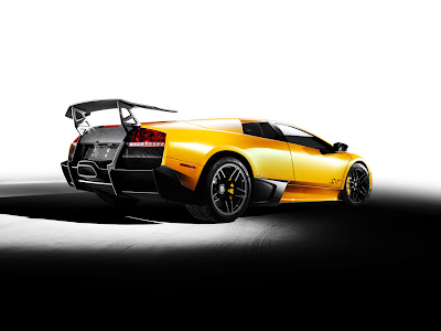 LP 670-4 from Lamborghini Murcielago