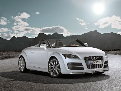 New Audi Cars TT Sports with new look