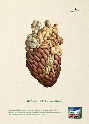 Natural Herbal Drink: Artistic Health Ads