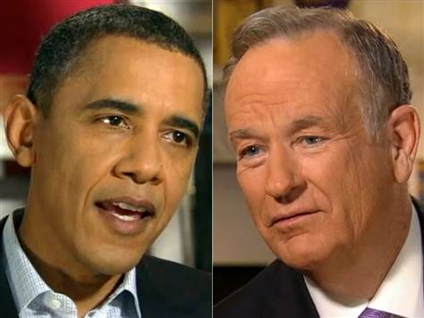 obama oreilly Of course, President Obama made the list, along with First Lady Michelle ...