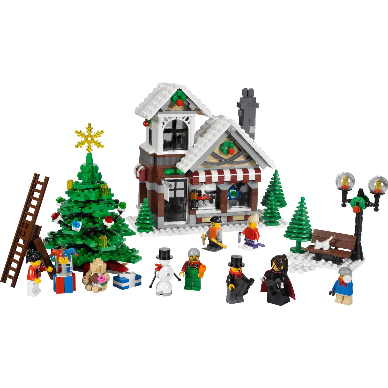Miniature Christmas Villages
