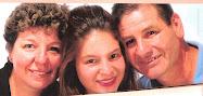 Nadie elijè a la familia que tiene, pero si nos toca es por algo♥