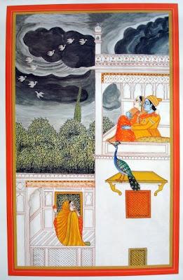 Basohli Painting