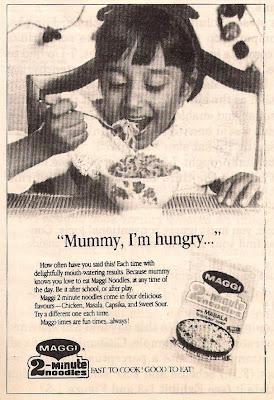 Maggi-advertisement