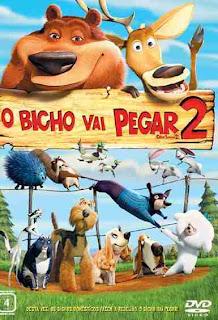 Filme O Bicho Vai Pegar 2 DVDRip RMVB Dublado
