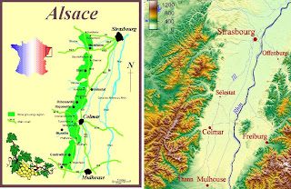 gastronomichael Got Alpine Cheese Pairings with Alsatian Wines