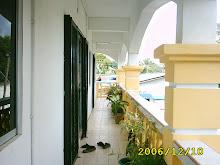 1st Floor Corridor Gaharu Guest House