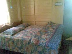 Bilik Tidur 1 di Rumah Desa