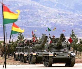 Ranking de Fuerzas Armadas de Latinoamérica
