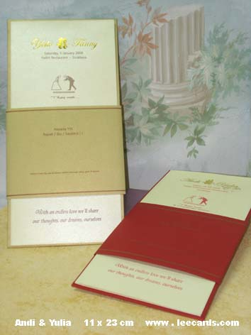 Thus if you want to find cheap wedding invitations that still look nice and