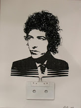 Bob Dylan out of cassette