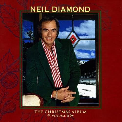 The Turntable: Neil Diamond - The Christmas Album Vol. 2