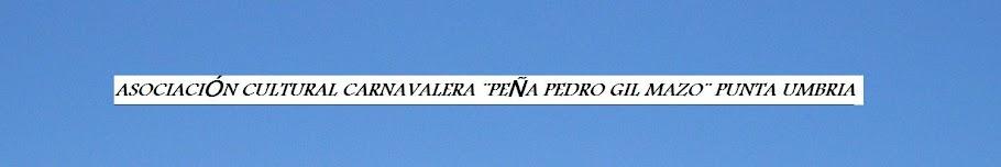 Peña Pedro Gil Mazo