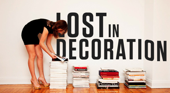 Lost in Decoration