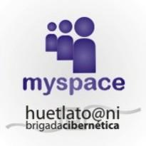 La brigada en myspace