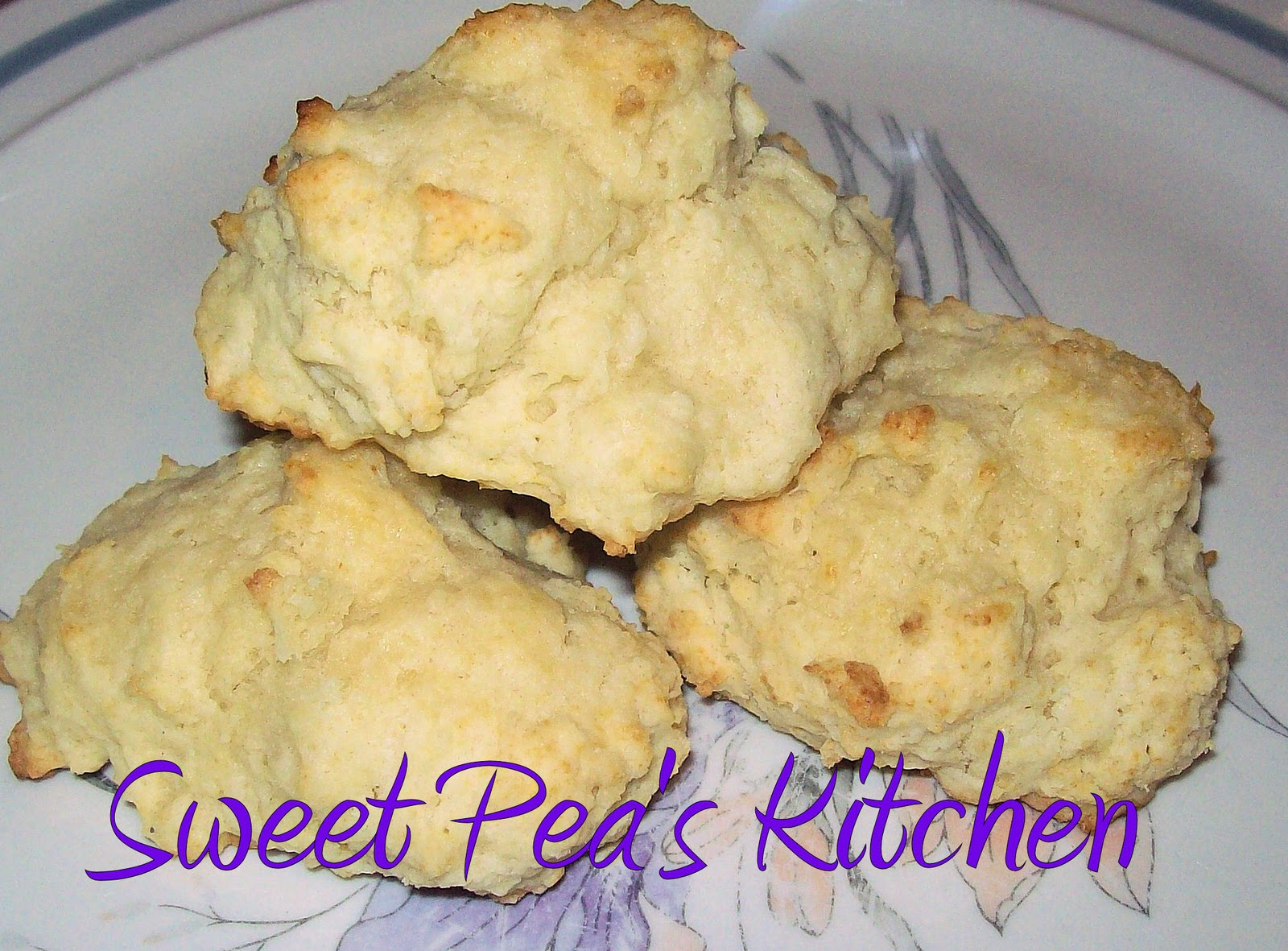 Butter and Oven Mitts: Buttermilk Drop Biscuits