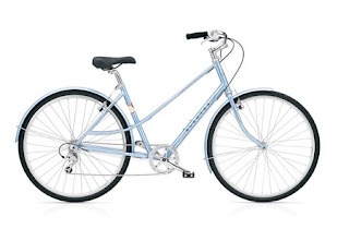 best bikes from vogue magazine. Electra Amsterdam Sport 9D
