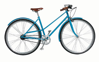 best bikes from vogue magazine. Abici Sveltina Donna