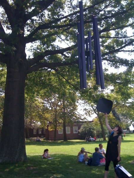 Art/Picnic/Yoga Excursions To Governors Island #1