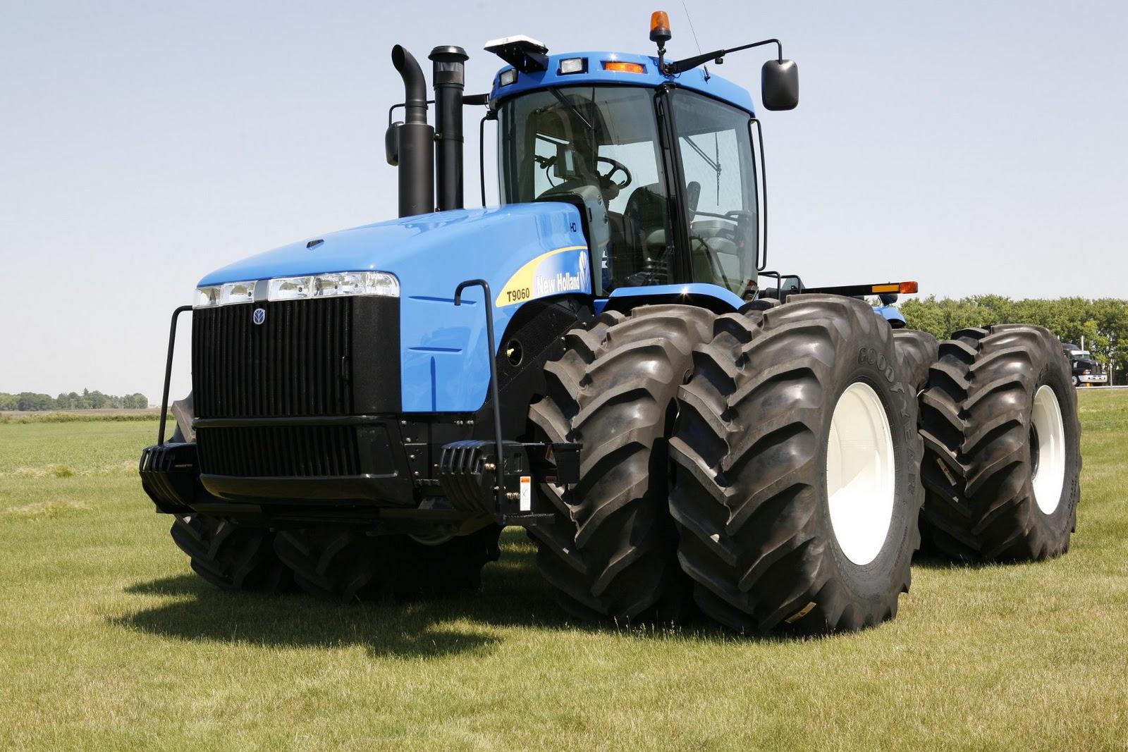 Автопилот в трактор. Trimble Autopilot для сельхозтехники.