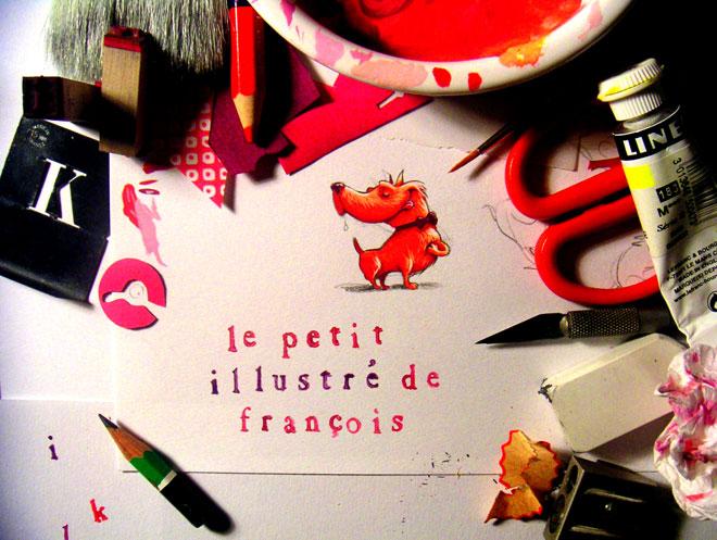 Le petit illustré de François