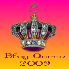 Blog Queen Award