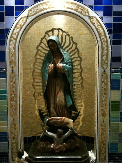 Our Lady of Guadalupe at the Shrine of the Holy Innocents